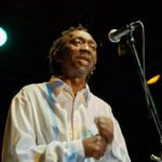 Thomas Mapfumo live on stage at the Kola Note, Montreal