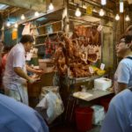 Cooked food shop, Shanghai Street, Yau Ma Tei